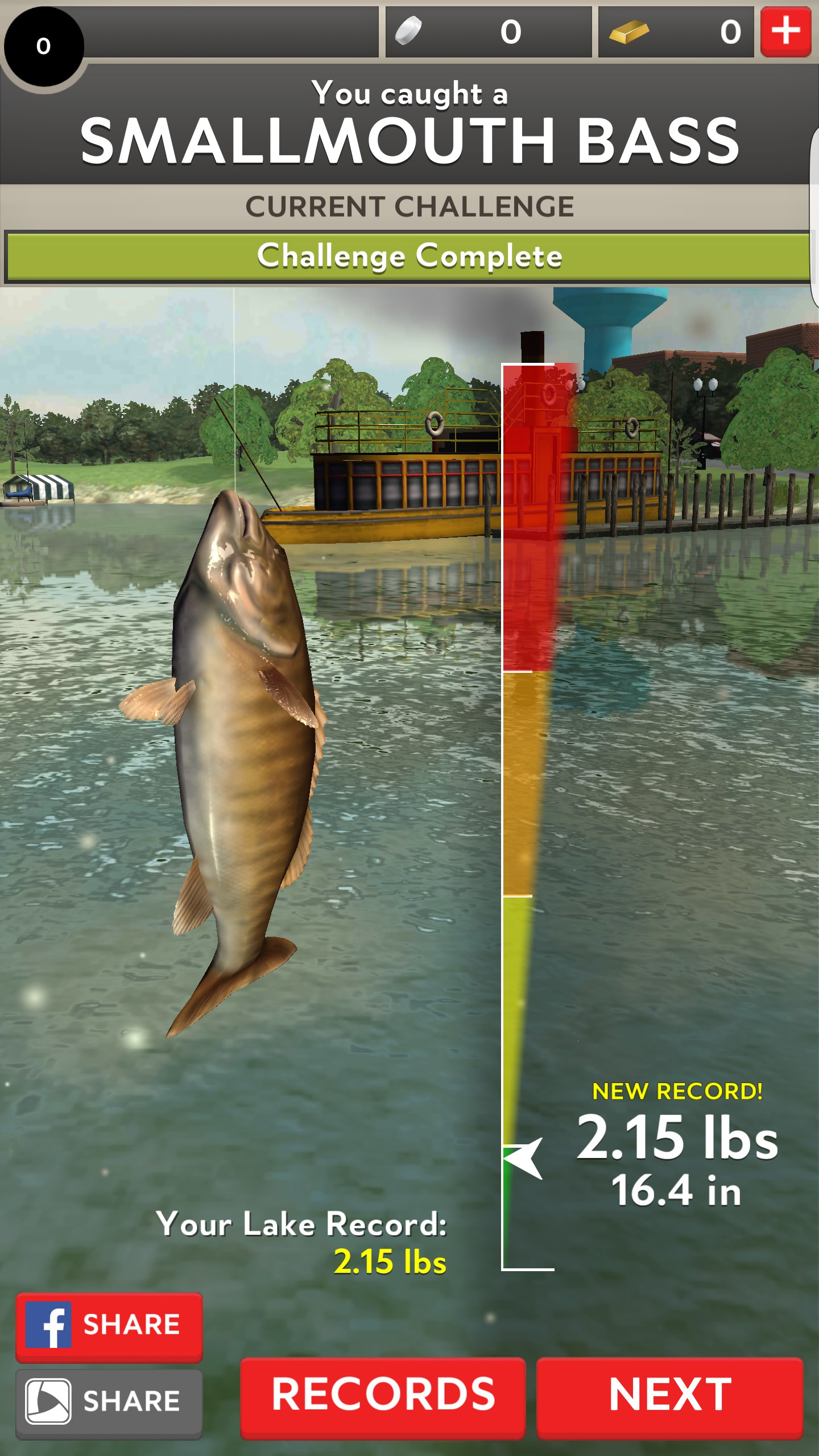 rapala fishing daily catch взлом